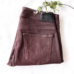 NWOT Aiko Silver Jeans